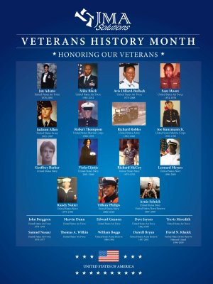 JMA Vets Month 2017 Poster