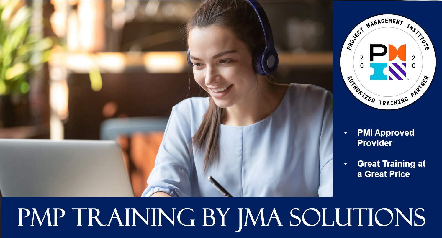 PMP Bootcamp by JMA Solutions