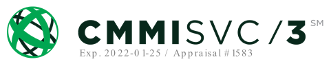 CMMISVC Level 3 logo